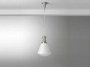 Gispen hanglamp snoer basket glas