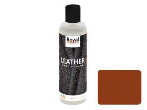 Leather Care en Color Cognac 250ml