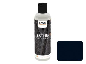 Leather Care en Color Donkerblauw 250ml