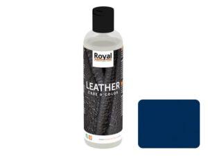 Leather Care en Color Kobaltblauw 250ml